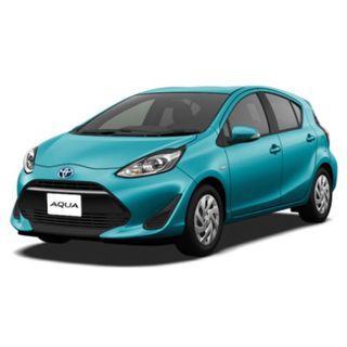 Toyota Aqua Hybrid 1.5