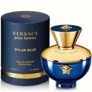 Versace 凡賽斯 狄倫‧女神女性淡香精(100ml) 香水禮盒