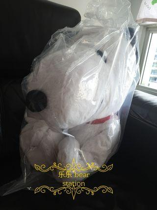 Soft Toy jumbo snoopy soft toy origin from japan height is 45cm