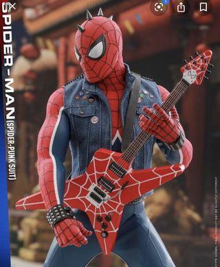 Hot Toys Spider-Man Punk