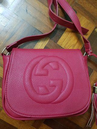 Inspired Gucci Sling Bag