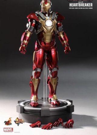 Heartbreaker Iron Man Hot Toys