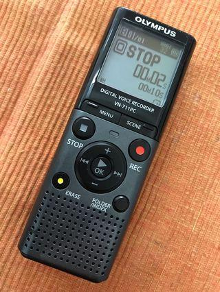 Olympus Digital Voice Recorder CN-711PC
