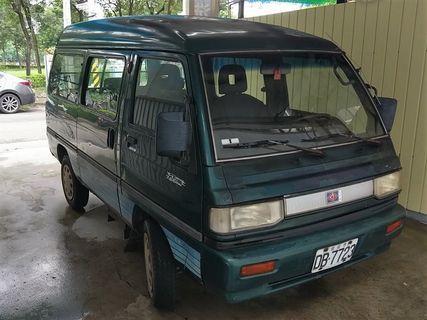 1997/10月 中華三菱1.1 威力 威利 38000辦到好