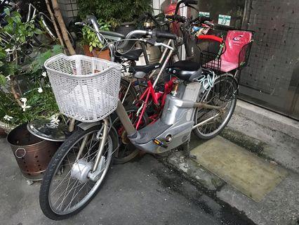 捷安特電動腳踏車