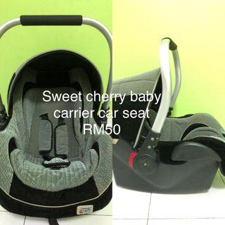 Sweet Cherry baby carrier Car Seat