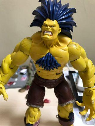 Street Fighter Blanka (2nd player variant )