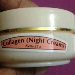Collagen Night Cream Viva