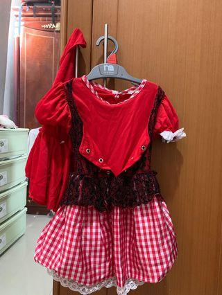 Custom Little red riding hood