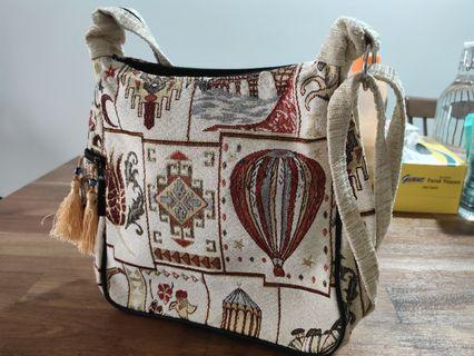 Sling Bag Made from Turkey