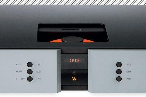 VITUS AUDIO RCD-100, Ultra-High-End Reference CD-Player