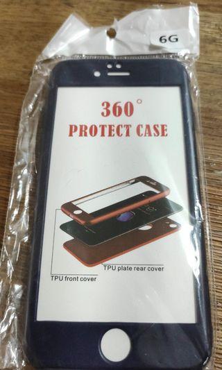 Iphone 6 Case ( Blue )