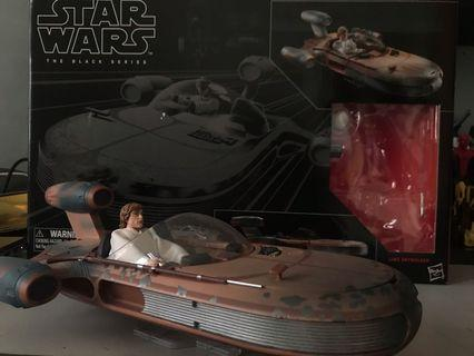 Black Series Landspeeder