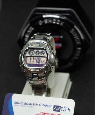 Original G-Shock G-3110 Rare Watch