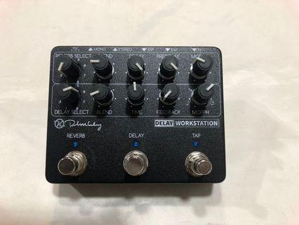 Keeley Delay Workstation Guitar Effects Pedal