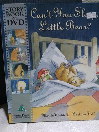 Could you sleep little bear?