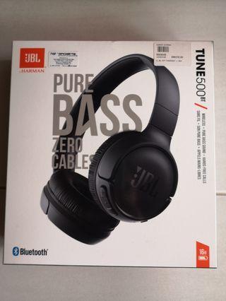 JBL TUNE 500BT Bluetooth |Wireless On-Ear Headphone Harman Audio