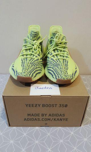 Adidas Yeezy V2 YEBRA UK11