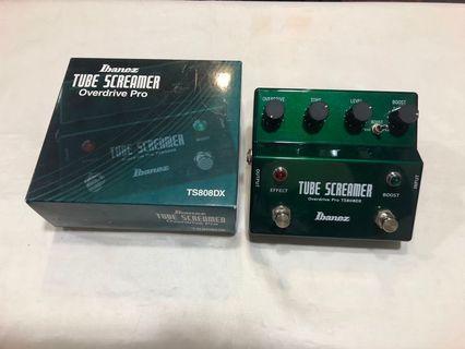 Ibanez TS808DX Tubescreamer Guitar Effects Pedal