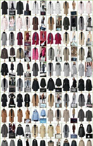Instagram : @miliecoat. Japan long coat / winter coat / jaket winter / mantel / winter jacket / wool coat / coat wol / coat panjang / coat tebal / coat musim dingin