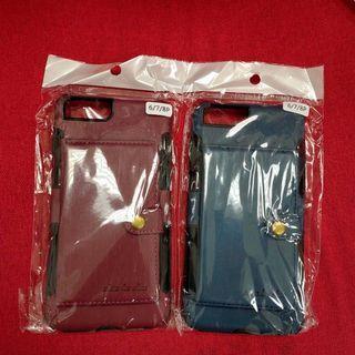 IPHONE 7/8plus 插卡式手機套