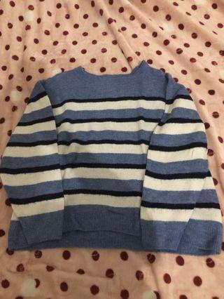 H&M Sweater Strip #joinoktober