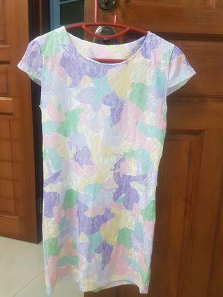 Floral Dress #MYCYBERSALE