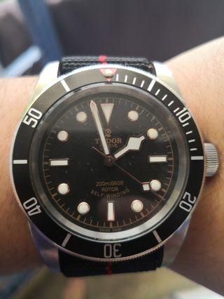 Tudor black bay (ZF V1)