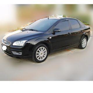 2005年福特-FOCUS(黑)