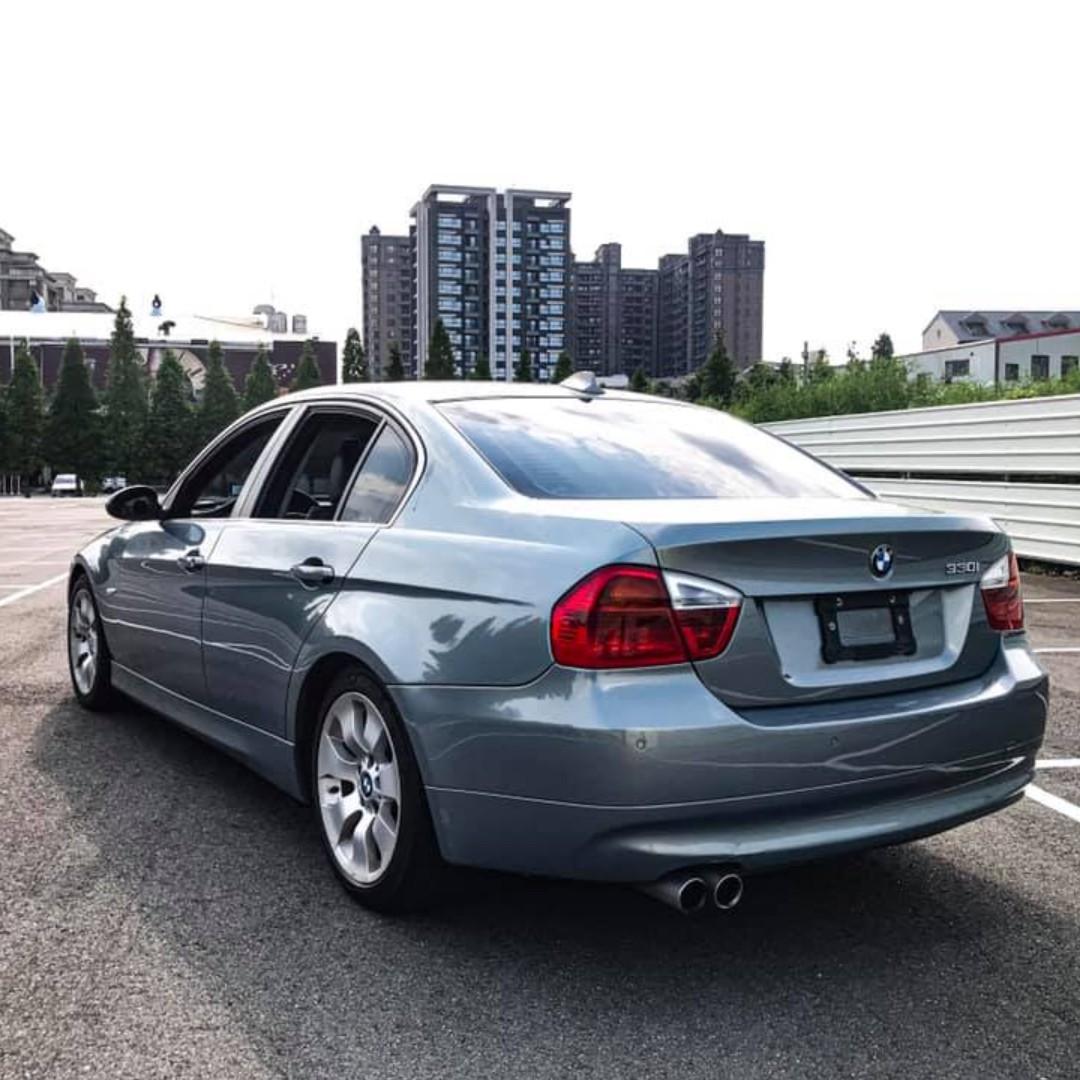 2005年BMW 330i 桃園