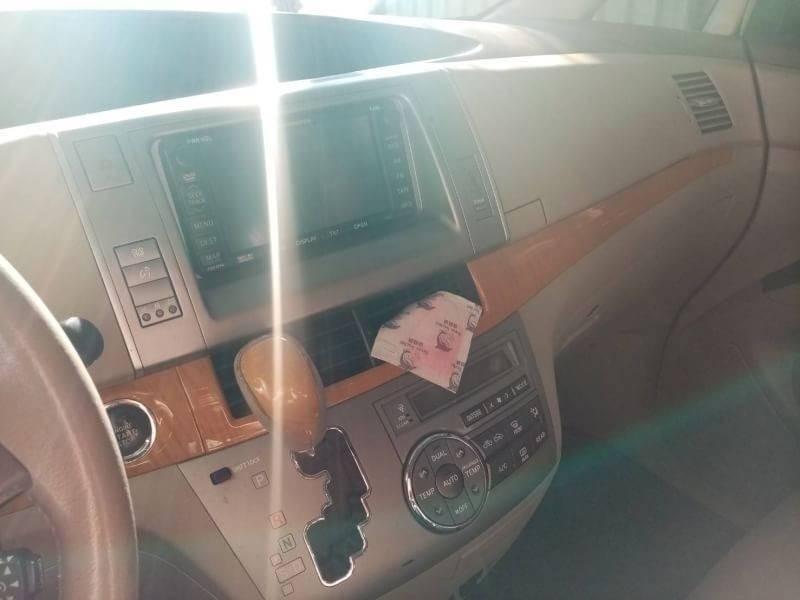 2008年 Toyota 培力亞 3.5《七人座》