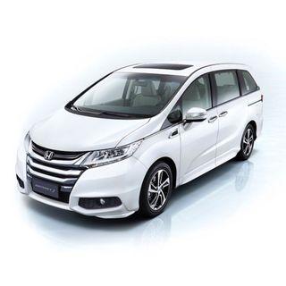 Honda Odyssey Absolute 2.4 (7-Seater)