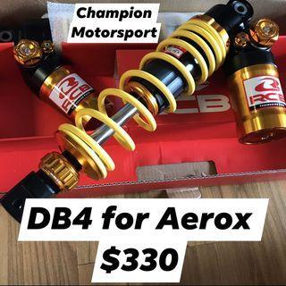 Racing Boy DB4 for Aerox NVX155
