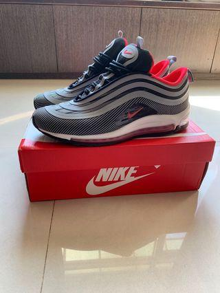 Nike airmax97 銀彈 銀粉