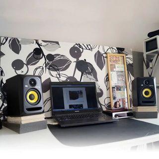 KRK G3 Rokit 5  監聽音響DJ