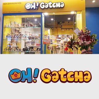 Oh Gatcha Free Discount Code (5%)