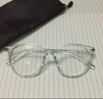 Kacamata Lensa Normal Clear NEW Murmer