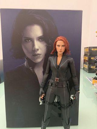 Wts hottoys black widow avengers 1