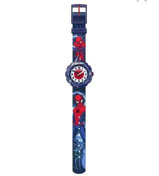 SWatch  FlikFlak 兒童錶  蜘蛛人行動手錶