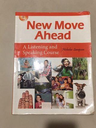 New Move Ahead英文課本