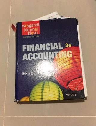 財務會計原文書