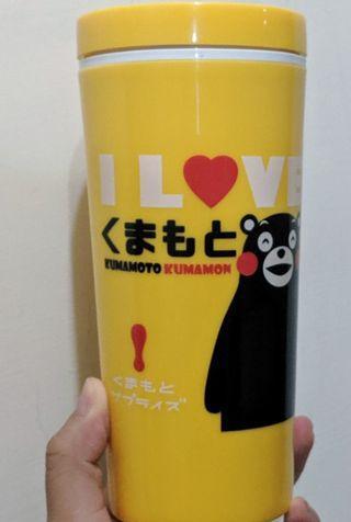 熊本熊 隔熱手拿杯 隨手瓶