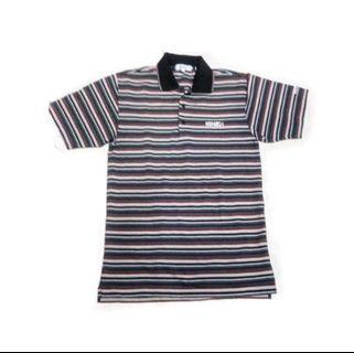 Vintage.. Kenzo golf stripe polo t shirt