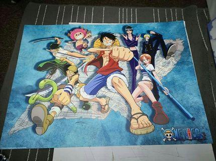 ONE PIECE ANIMATED| POSTER