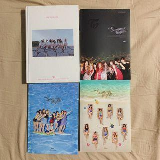 TWICE photobook and Album only for RM310