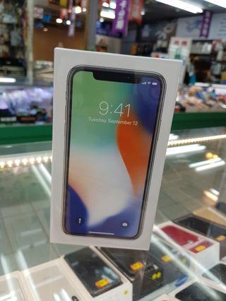 apple X 64GB 銀(台灣公司)