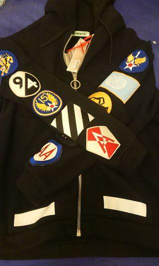 Ow勛章外套