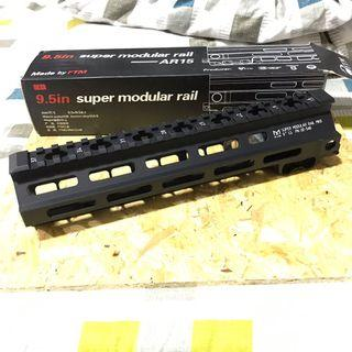 Replica Geissele MK8 Rail