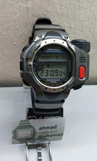 Casio Sea Pathfinder SPF-10(Team Daiwa)rare