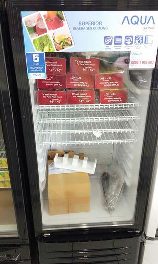 Bisa Kredit Showcase Freezer